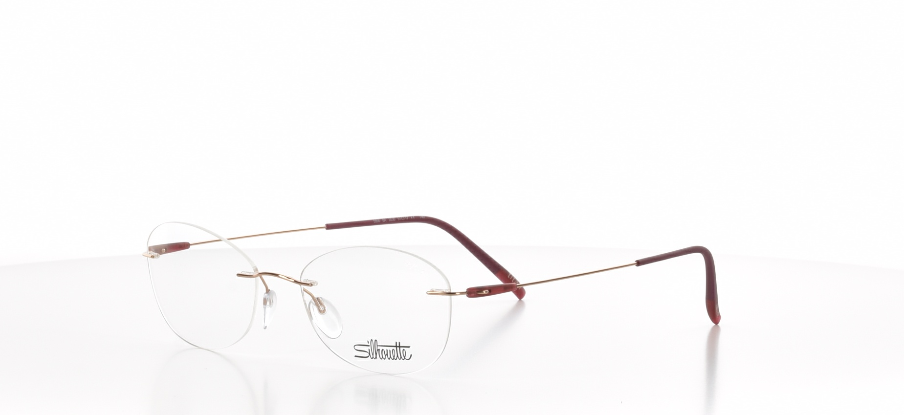 gânduri pe pantofi clasici calitate Rame-ochelari-dama - Rama-ochelari-vedere-Silhouette-5500-BA-3530